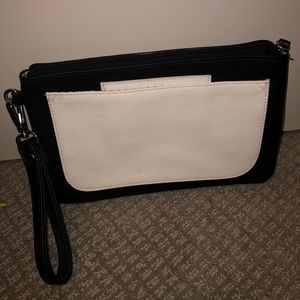 Charming Charlie Wristlet Clutch Bag